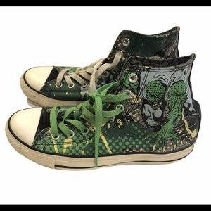 CONVERSE Killer Croc Rare Sneakers Men 7 Women 9